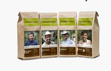 Ethically Traded Java Beans