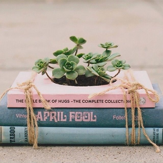 DIY Growing Books