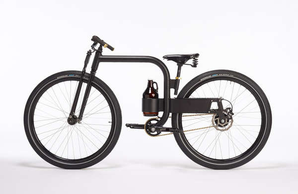 Beer-Inspired Bicycles
