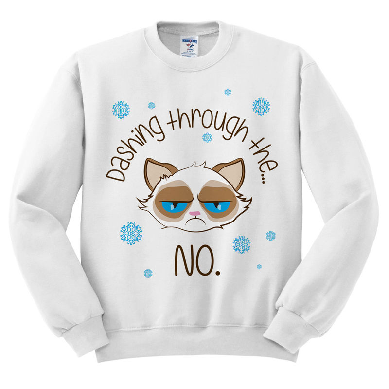 Cranky Christmas Sweaters