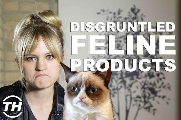 Disgruntled Feline Products