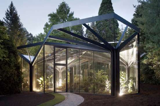 modern conservatory greenhouse - Bing Images | Modern ... |Contemporary Greenhouses