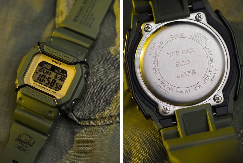 Collaboration Military-Inspired Timepieces