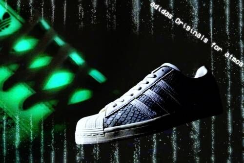 Shimmery Snakeskin Sneaker Designs