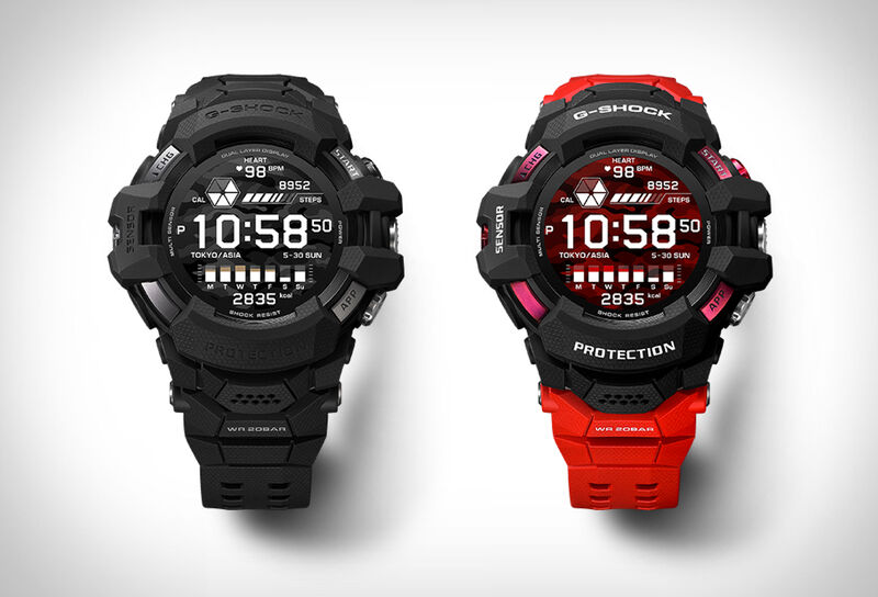 Aggressively Designed Smartwatches