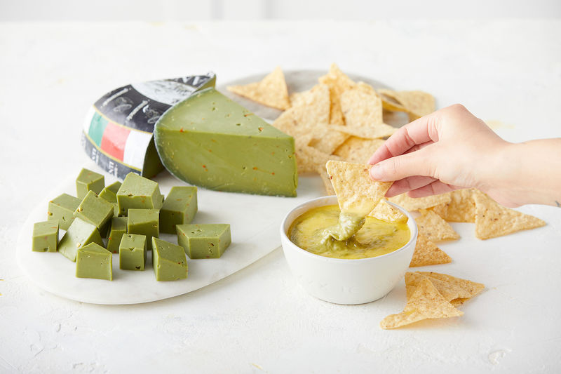 Green Guacamole Cheeses