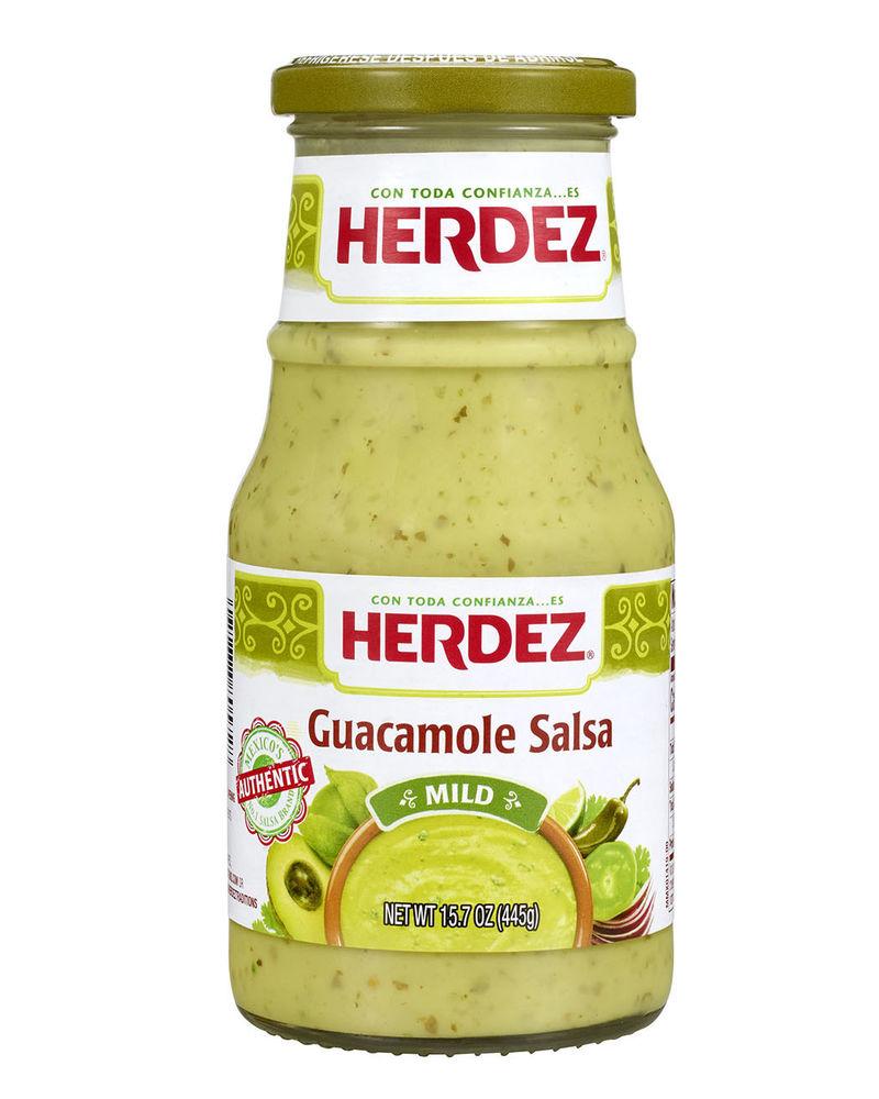 Hybrid Guacamole Salsas