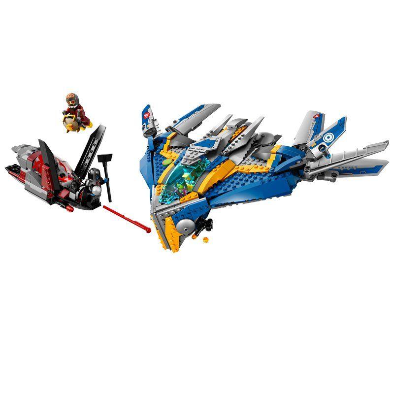 Superhero Building Block Toys