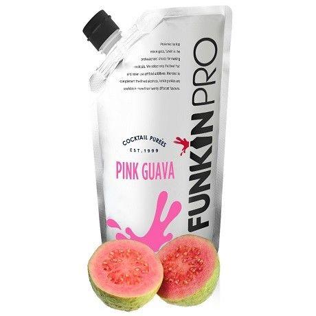 Pink Guava Purees