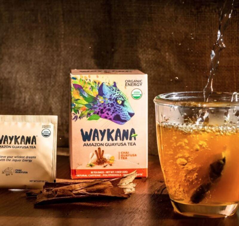 Antioxidant-Rich Energy Teas