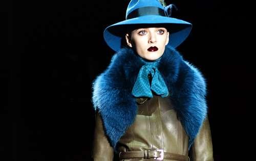 Vibrant Fur Fashion