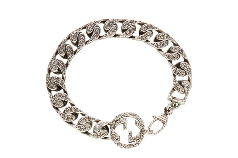 Antique-Style Luxe Bracelets - Gucci's Gucci Garden Bracelets Resemble the Look of Belt Designs (TrendHunter.com)