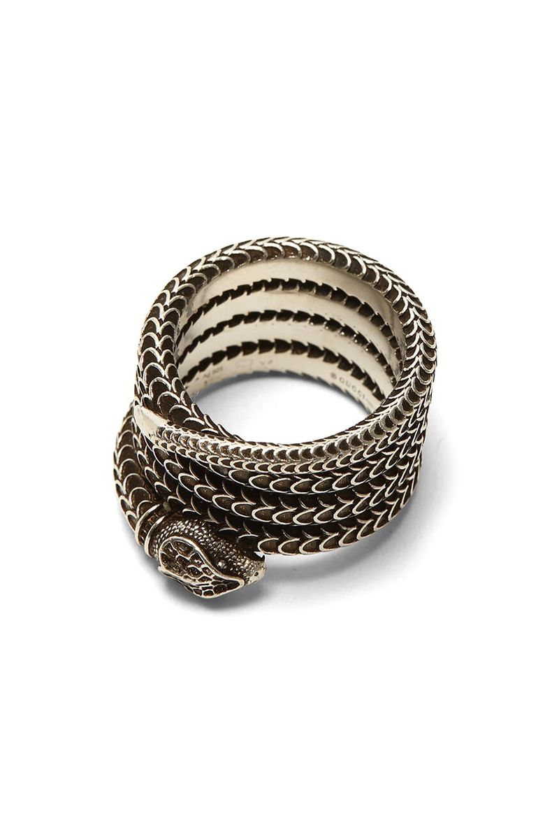 Snake-Inspired Jewelry Releases
