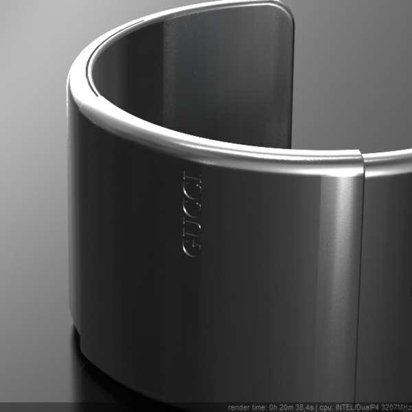 Designer LCD Bracelet