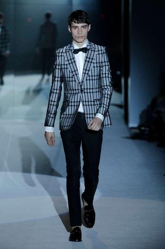 Slick Plaid Suits