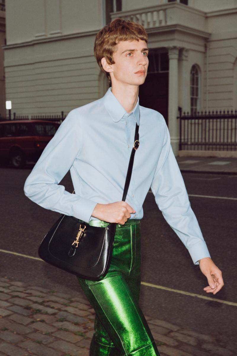 Gender-Fluid Luxury Fashions