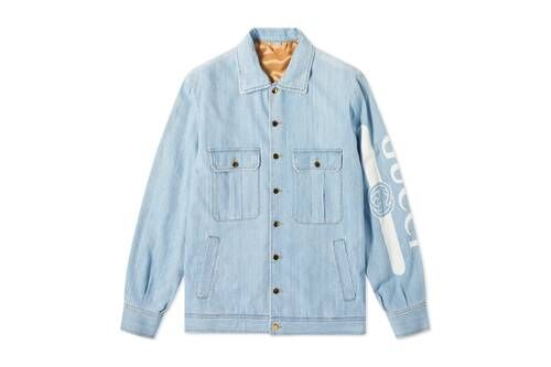 Reworked Luxe Denim Jackets