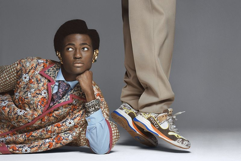 Lavish Footwear Editorials