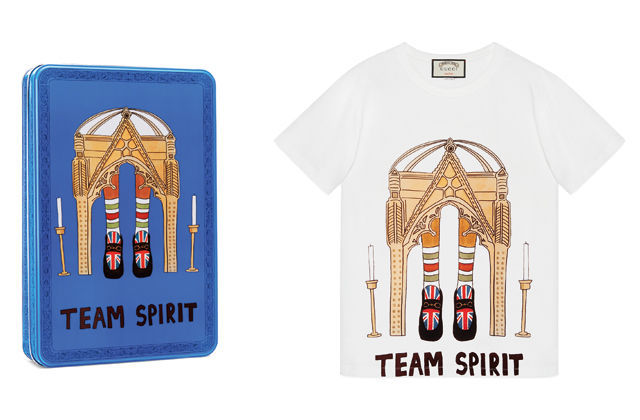 Luxury Illustrated T-Shirts