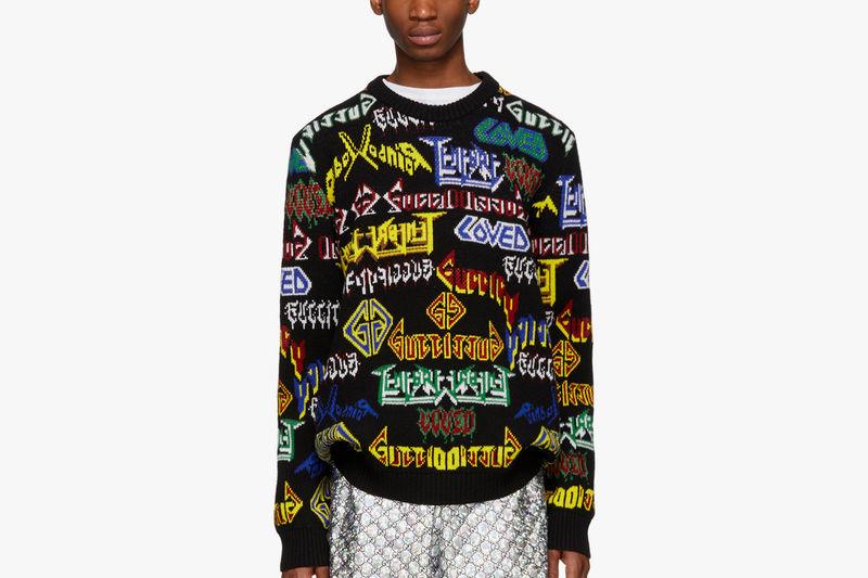 High-Fashion Ugly Festive Sweaters