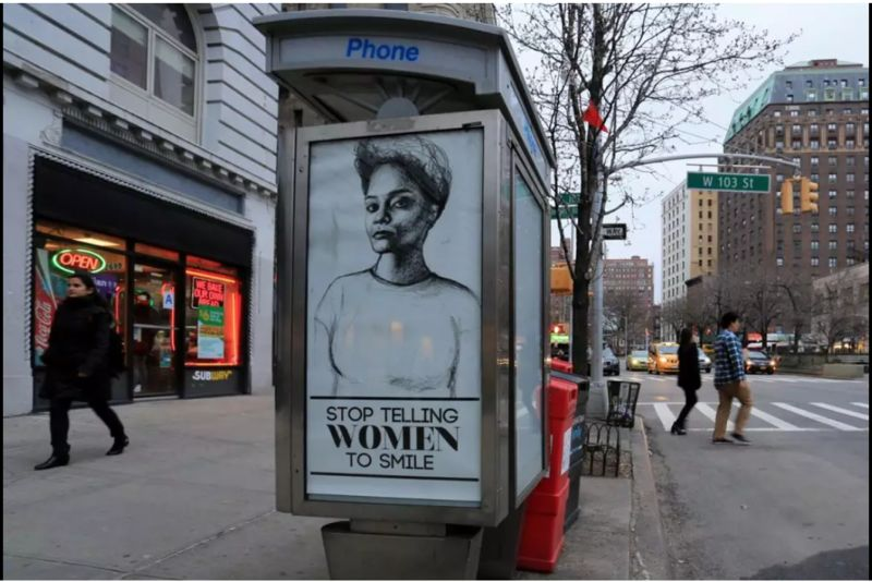 Ad-Replacing Art Campaigns