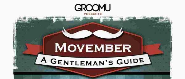 Movember Mustache Rules