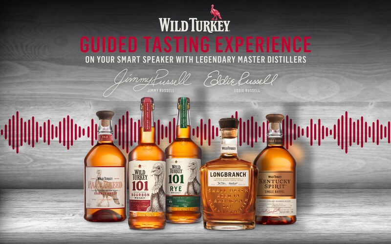 Virtual Guided Whiskey Tastings