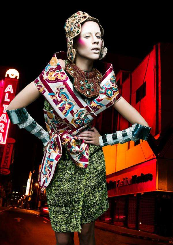 Choatic Kimono Captures