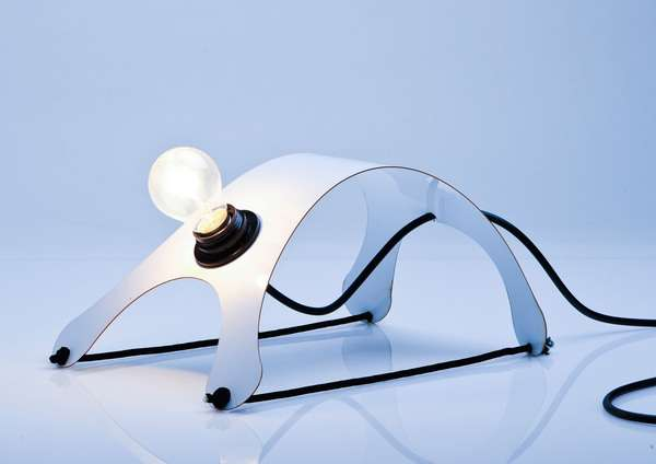 Minimalist DIY Lamps
