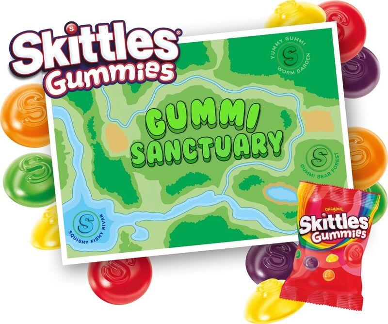 Virtual Candy Sanctuaries