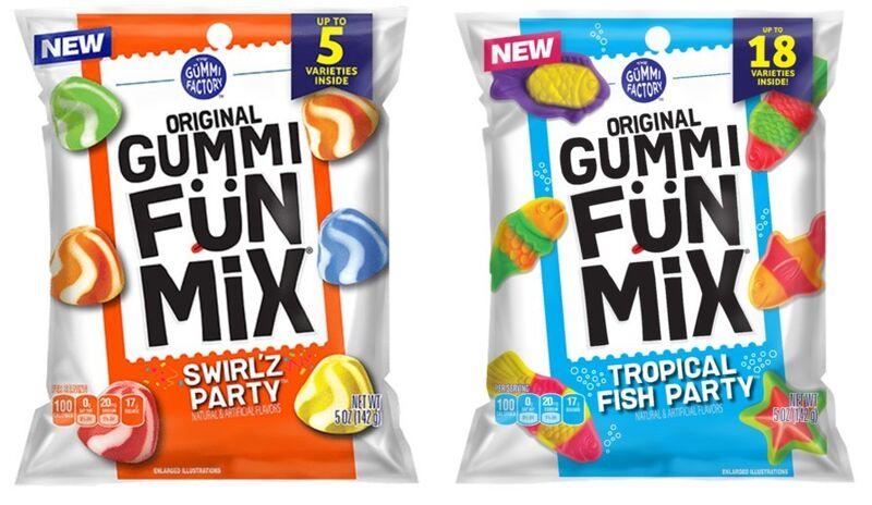Creamy Fruit Gummies