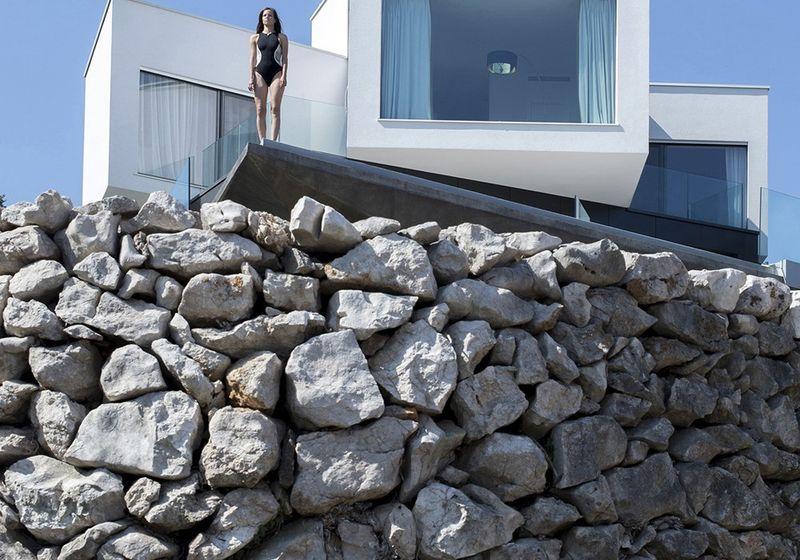 Modernist Seaside Residences