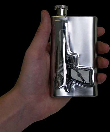 Gun Flask