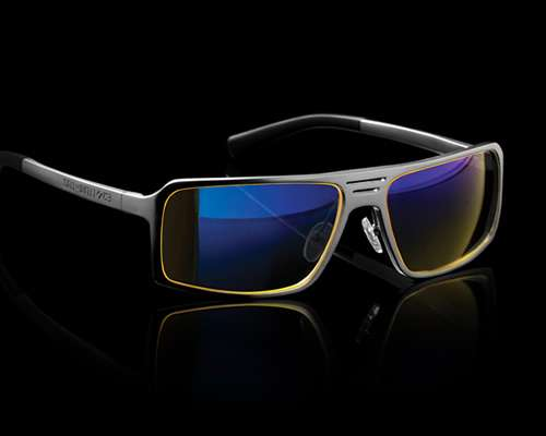 Futuristic Gamer Shades