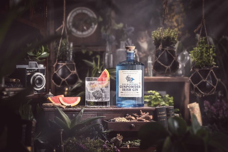 Tea-Infused Botanical Gins