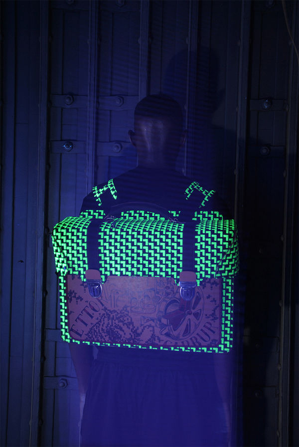 Glow-in-the-Dark Streetwear Catalogs
