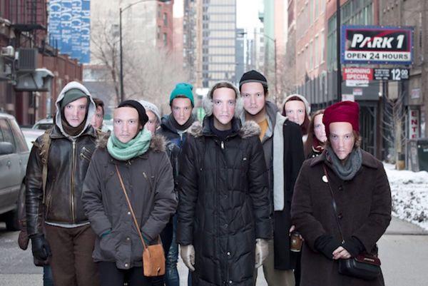 Political Anti-Surveillance Disguises