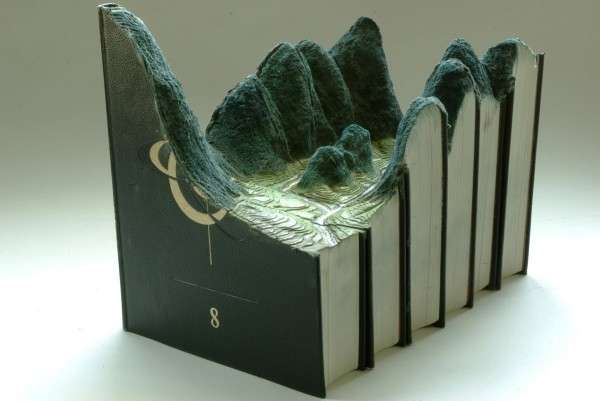 Novel Landscape Carvings