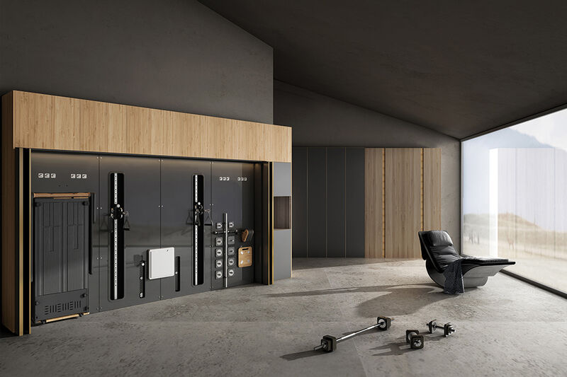 Modular Home Workout Systems