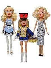 Gwen Stafani Dolls
