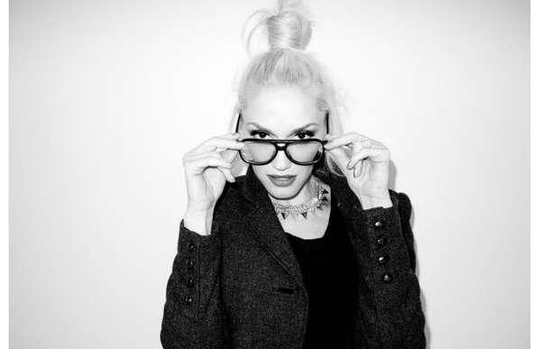 Female Punk Rocker Candids