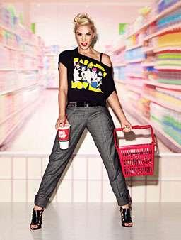 Rock Stars in Supermarkets