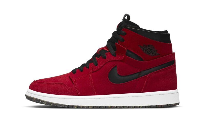 Premium Suede Hi-Top Sneakers