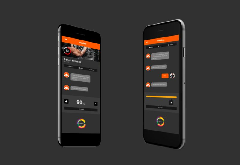 AI Personal Training Apps