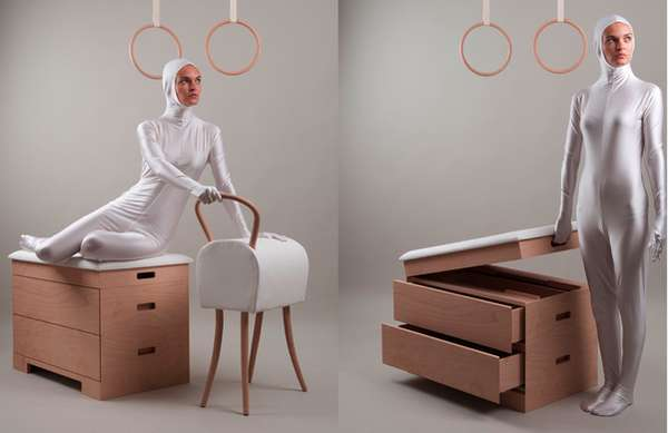 Eccentric Phys Ed Furnishings