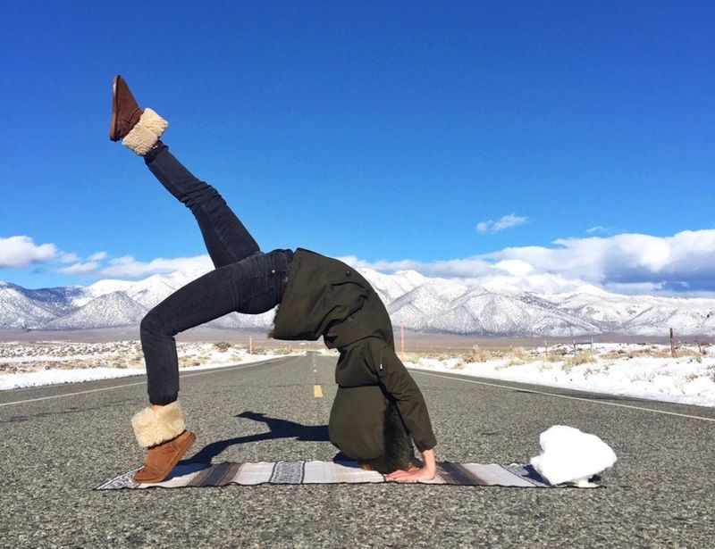 Travel-Friendly Yoga Mats