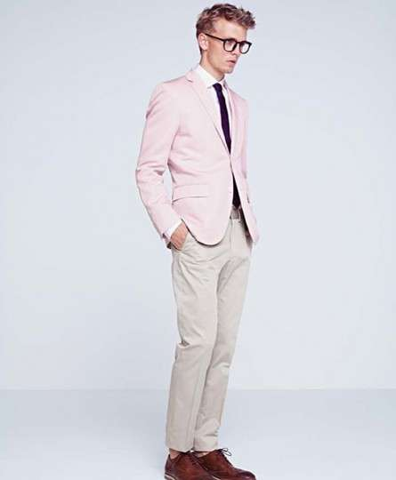 Geek-Chic Menswear Looks