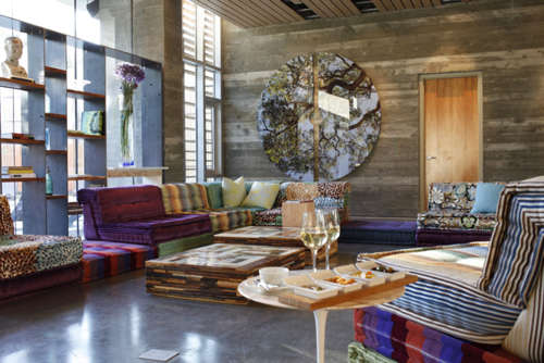 Boho Chic Eco Resorts H2 Hotel Healdsburg