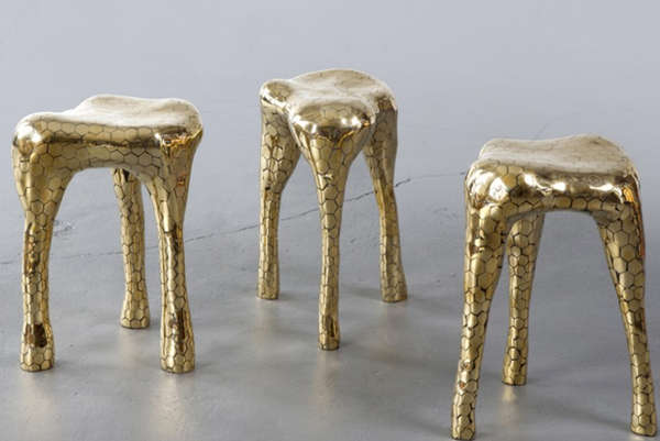 Wooly Mammoth-Inspired Furnishings