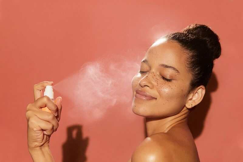 Convenient Misting Sunscreens